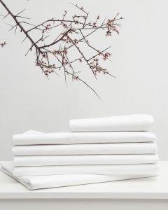 pennie bed peak flat sheets