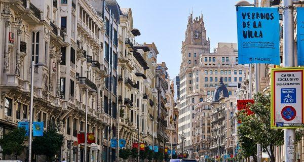 Μαδρίτη Gran Via
