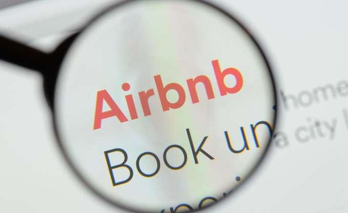 επενδύσεις Airbnb