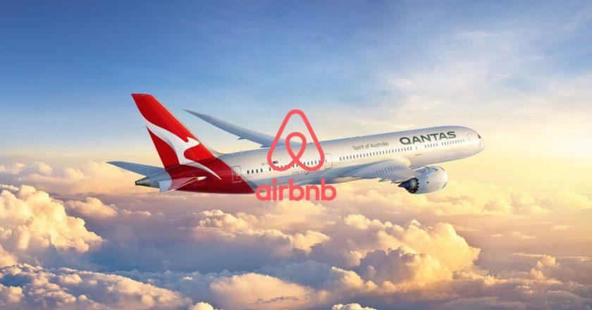Airbnb αεροπορική αγορά
