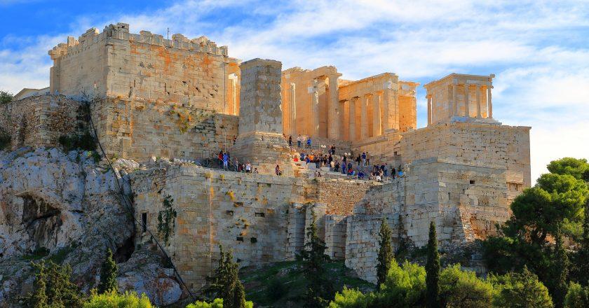 Αθήνα Ακρόπολη
