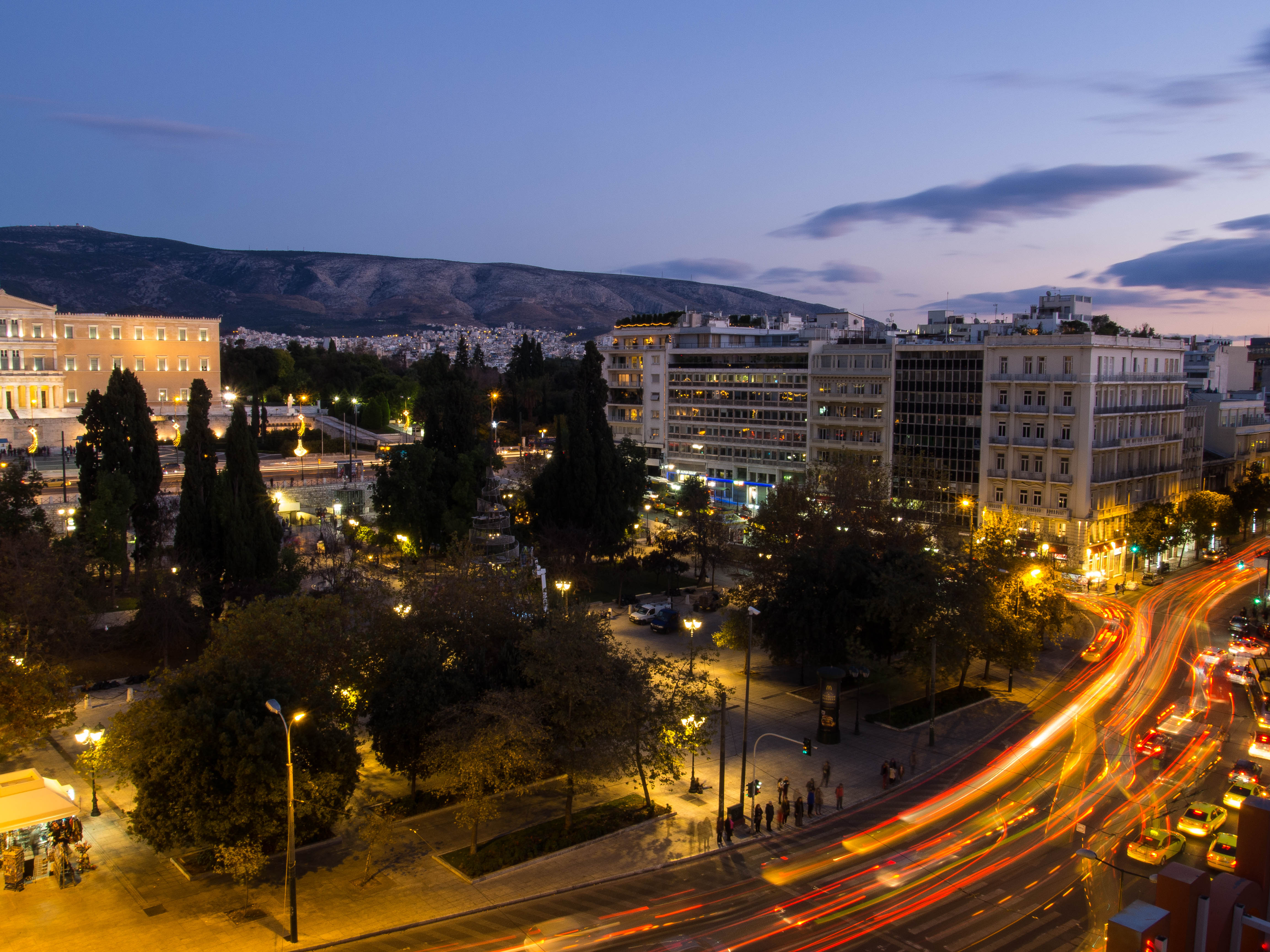Αθήνα νομοθετικές παρεμβάσεις