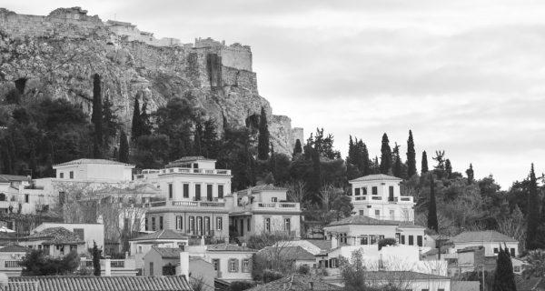 Athenian Street Stories