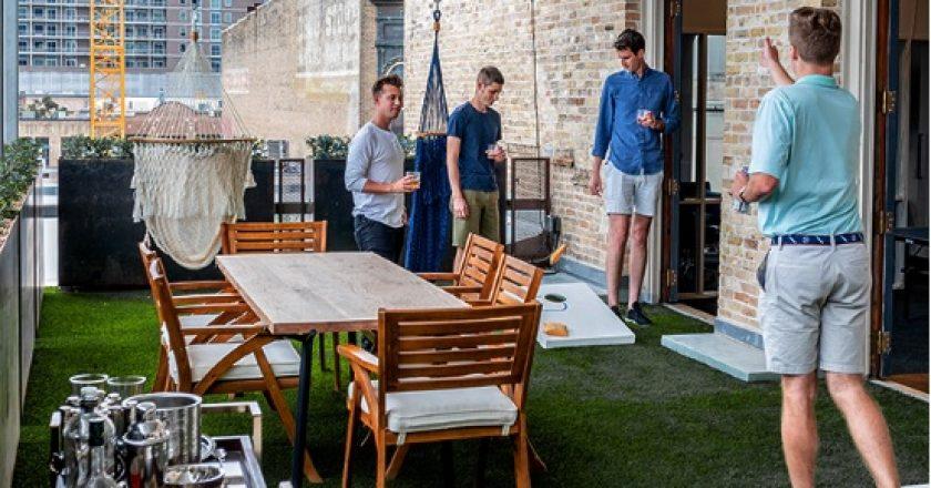 airbnb χώρων εκδηλώσεων