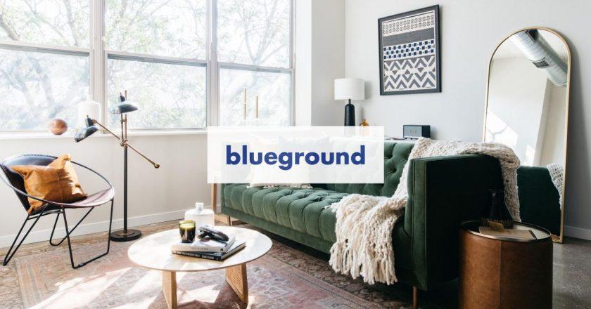 Blueground Νέα χρηματοδότηση ύψους $50 εκατ. δολαρίων