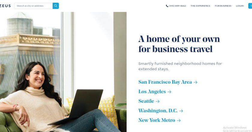 Airbnb εταιρικές μισθώσεις