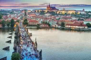 airbnb δήμαρχος Πράγας