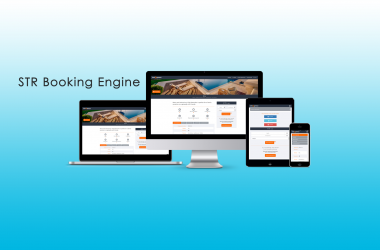 STR booking engine