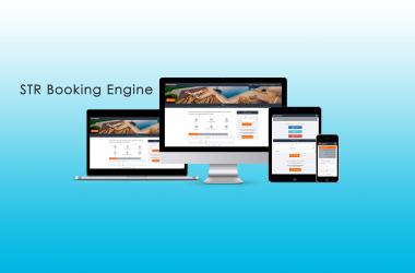 STR booking engine