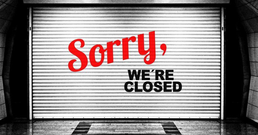 κλειστά ξενοδοχεία