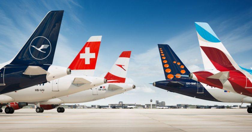 πτήσεις Lufthansa