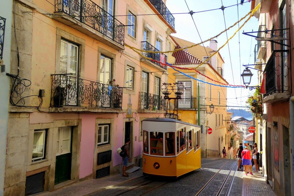 κέντρο Λισαβόνας