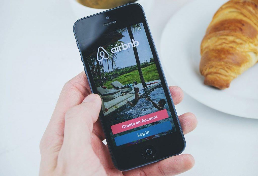 airbnb τεχνικό πρόβλημα
