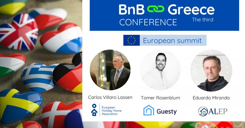 3ο BnB Greece Conference European Summit
