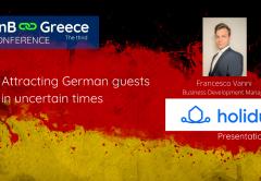 Πως θα προσελκύσετε τους Γερμανούς ταξιδιώτες