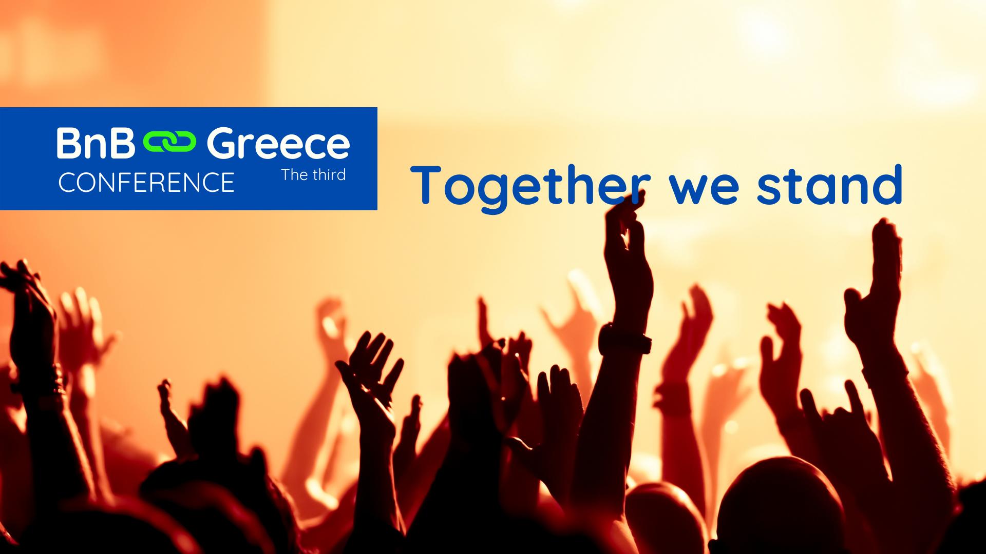 Ψήφος εμπιστοσύνης στο 3ο BnB Greece Conference από τα short-term rentals & villas