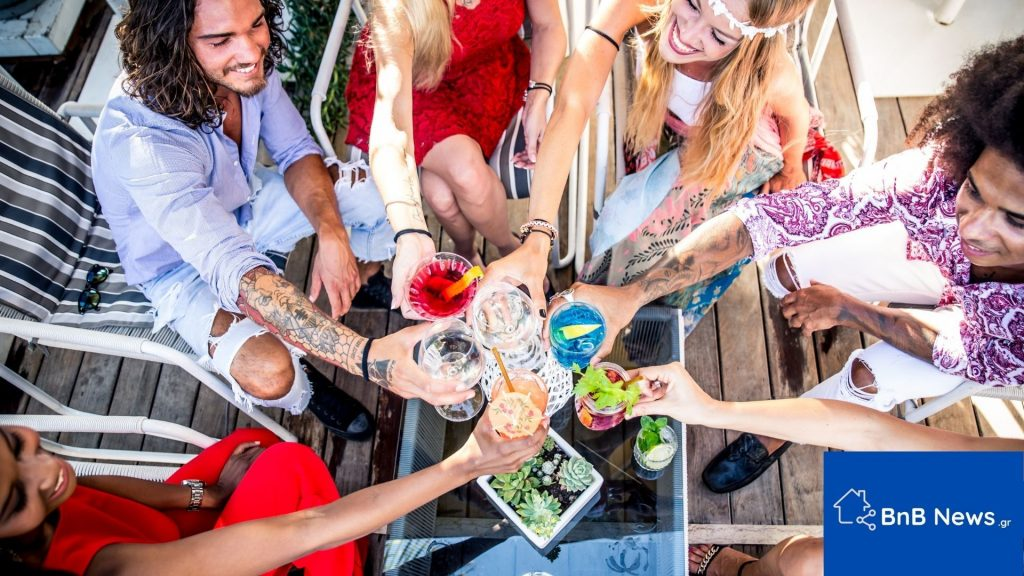 airbnb απαγόρευση πάρτι